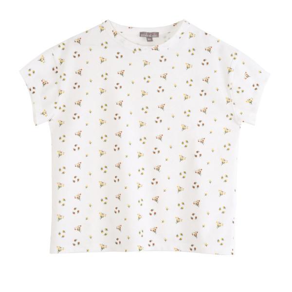 Bedrucktes T-Shirt Mimosa