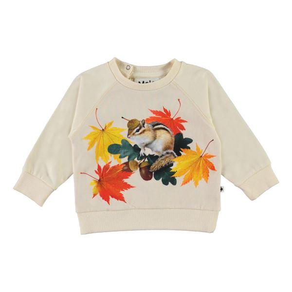 Baby Sweatshirt Elsa Tiny Chipmunks