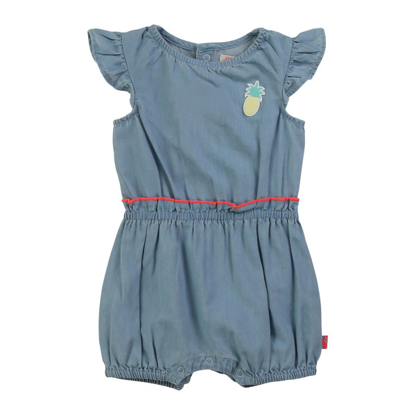 Baby Jumpsuit Chambray