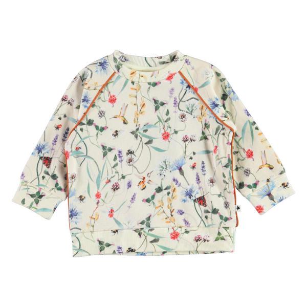 Baby Sweatshirt Dicte Wildflowers