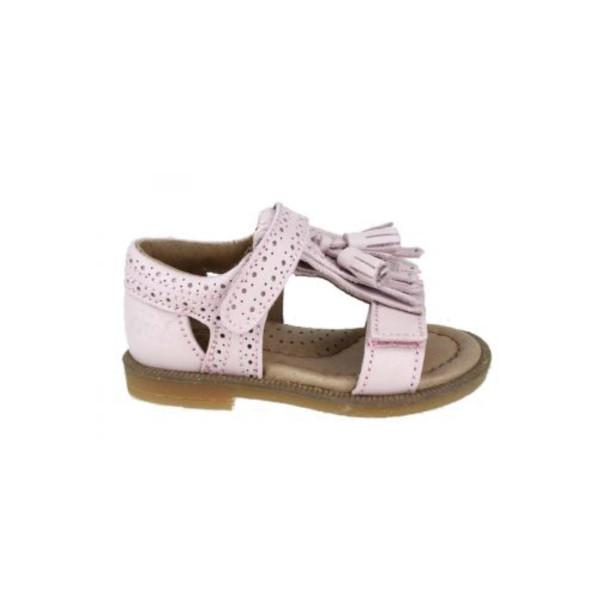 Baby Sandale rosa