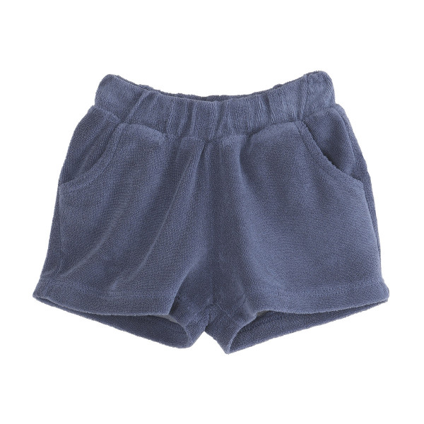Shorts Blau