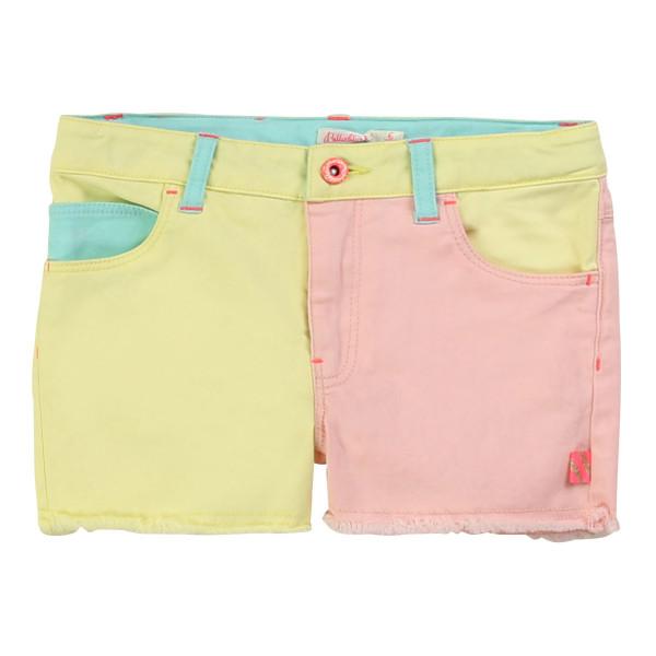 Shorts in Color-Block-Optik