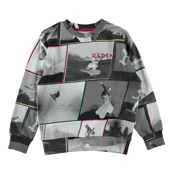Sweatshirt Mik Snowboarding