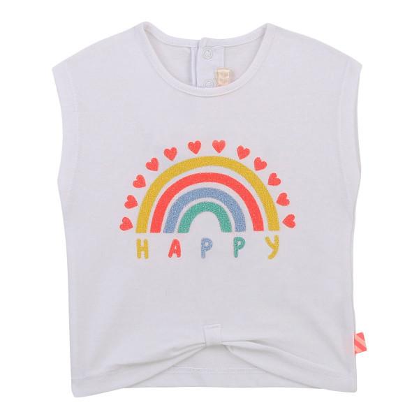 Baby T-Shirt weiß