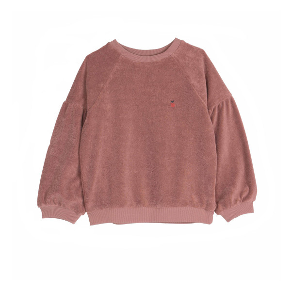 Sweatshirt Terracotta
