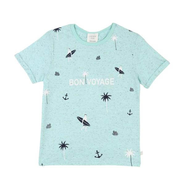 T-Shirt Mint Bon Voyage