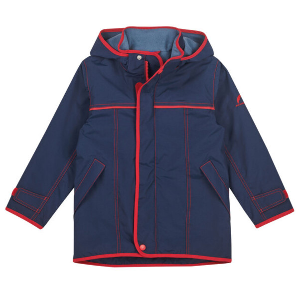 Outdoorjacke JOIKU Navy/Red
