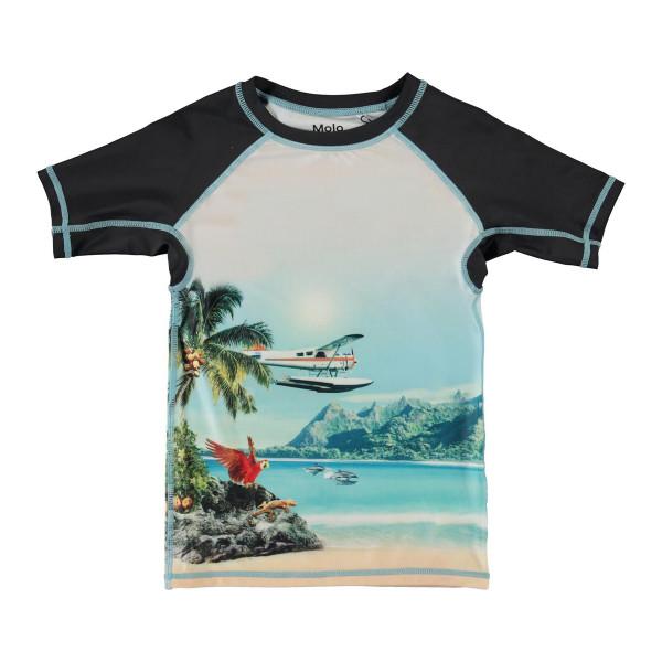 UV-Shirt Neptune Welcome to Hawaii
