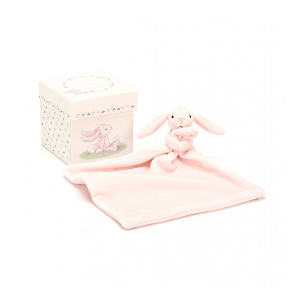 Kuscheltier My First Pink Bunny Soother