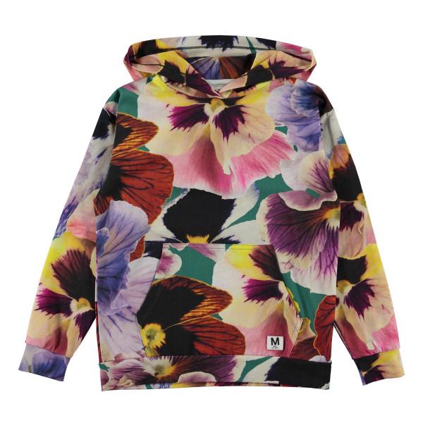 Sweatshirt Rhona 'Velvet Floral'