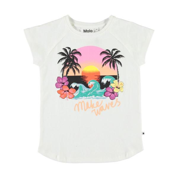 T-Shirt Reinette Follow Your Dreams