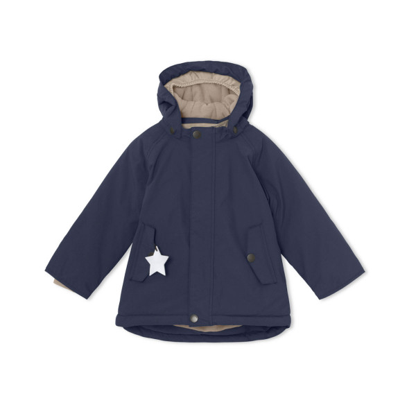 Winterjacke Wally Peacock Blue