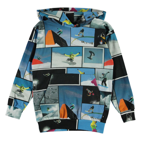Sweatshirt mit Kapuze Romo Snowboarders