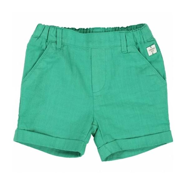 Baby Shorts grün