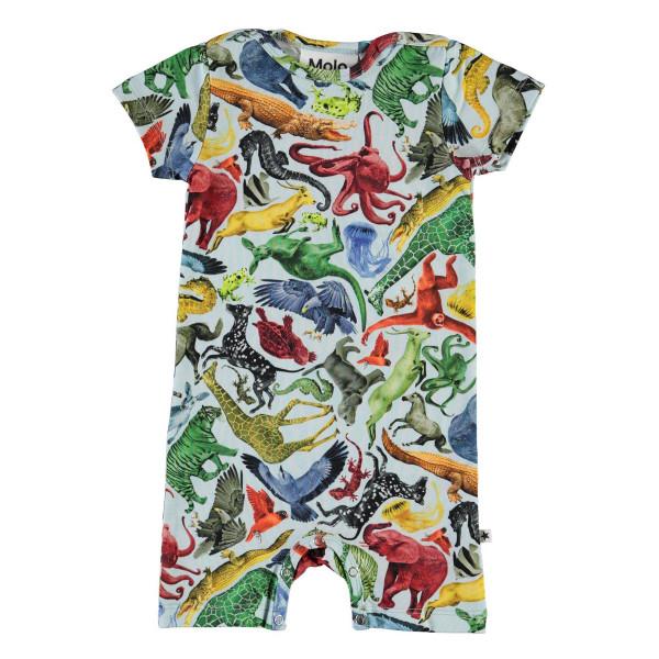 Baby Romper Felton Colourful Animals