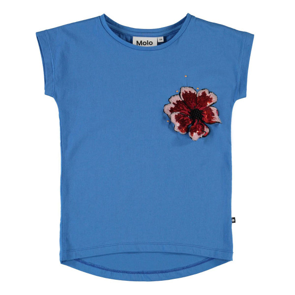 T-Shirt Ragnhilde French Blue