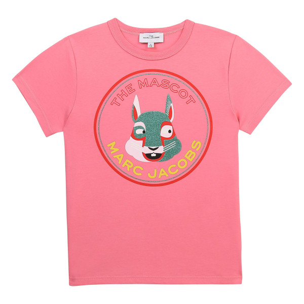 T-Shirt The Mascot pink