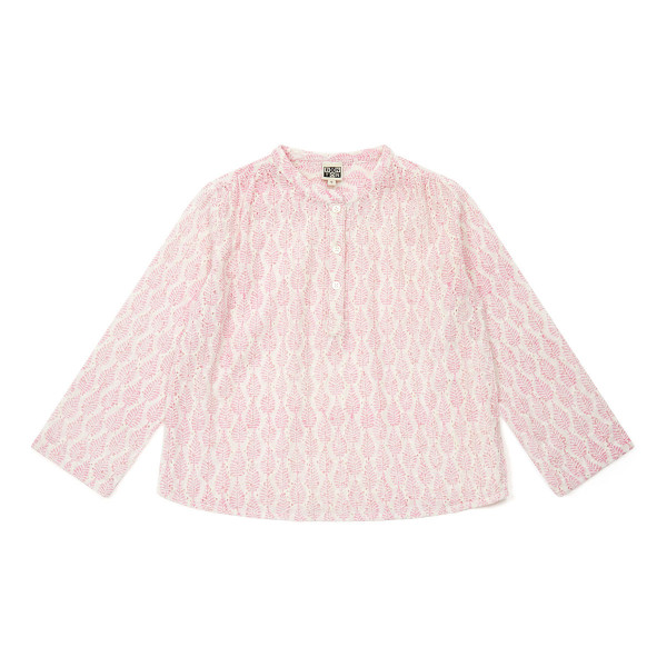 Tunika Bluse rosa