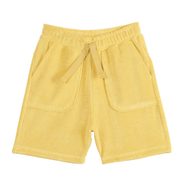 Bermuda Shorts Gelb