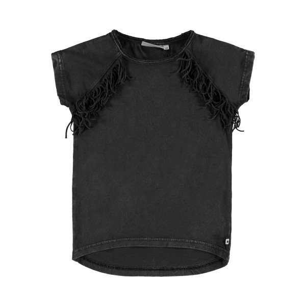 T-Shirt Riana Pirate Black
